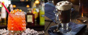 Cocktail & Irish Coffee